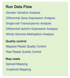 run data flow