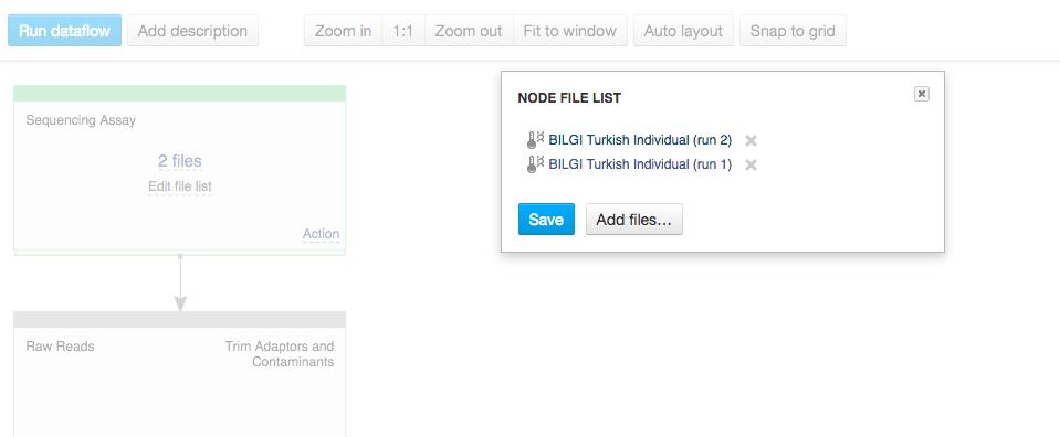 edit file list