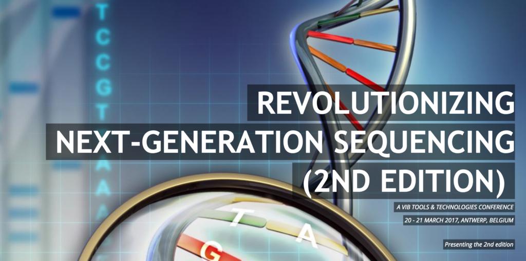 Revolutionizing Next Gen Sequencing Antwerp